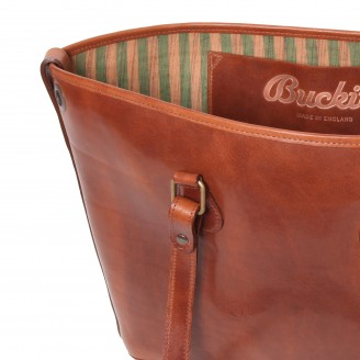 Buckitt One- Ltd ed- Tan Stripe- close